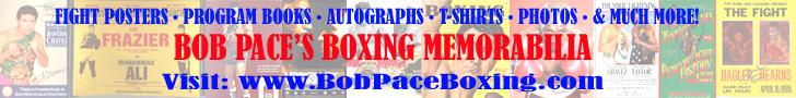 Bob Pace Boxing