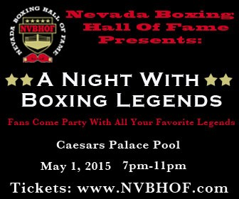 NV Boxing Hall of Fame